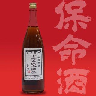 十六味保命酒・ガラスビン1800ml
