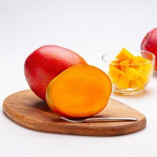 【90%以上減農薬】アップルマンゴー 1kg量り売り