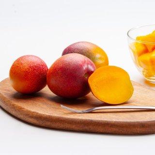 【90%以上減農薬】ワケありアップルマンゴー 1kg量り売り