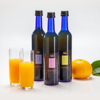【SALE中/送料込】3種のみかんジュースセット しらぬい(デコポン)、スイートスプリング、グレープフルーツ