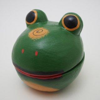 ぱくぱくカエル