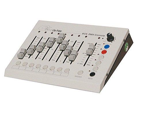 Lite-Puter ( ライトピューター )  CX-804  8ch DMX 調光卓