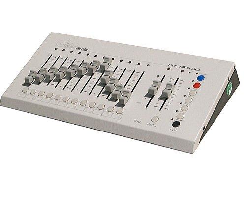 Lite-Puter ( ライトピューター )  CX-1204  12ch DMX 調光卓