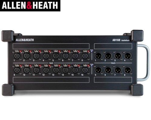 ALLEN&HEATH(A&H)/アレン&ヒース(アレヒ)  AudioRack AB168 (AB1608)