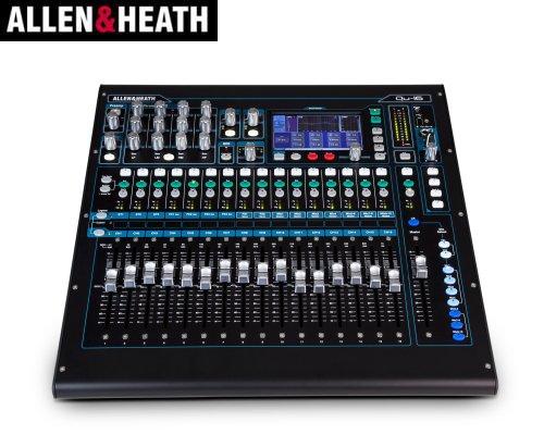 ALLEN&HEATH(A&H)/アレン&ヒース(アレヒ)デジタルミキサー QU-16