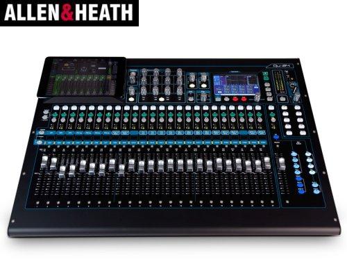 ALLEN&HEATH(A&H)/アレン&ヒース(アレヒ)デジタルミキサー QU-24