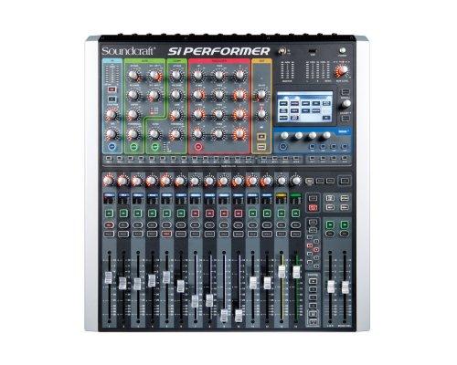 Soundcraft / サウンドクラフト Si Performer 1 デジタル・ミキサー