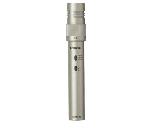 SHURE 楽器用マイクロホン KSM141/SL-X  正規輸入品