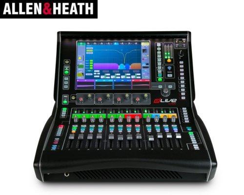 ALLEN&HEATH(A&H)/アレン&ヒース(アレヒ) デジタルミキサー dLive-C1500