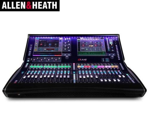 ALLEN&HEATH(A&H)/アレン&ヒース(アレヒ) デジタルミキサー dLive-C3500