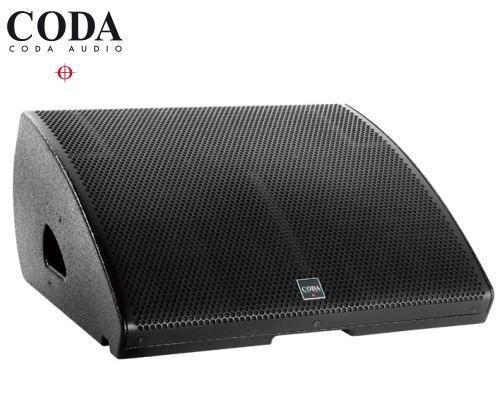 CODA AUDIO (コーダオーディオ) CUE ONE 3-Wayステージモニター