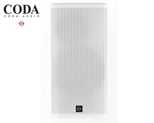 CODA AUDIO (コーダオーディオ) D20White 3Wayフルレンジ・スピーカーシステム
