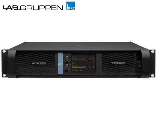 LAB.GRUPPEN(ラブグルッペン) FP 14000 2chパワーアンプ(バインディング・ポスト仕様)