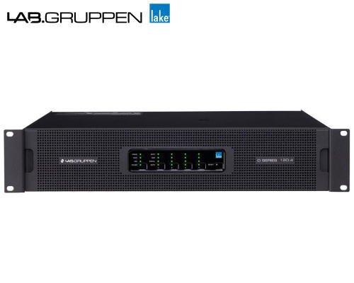 LAB.GRUPPEN(ラブグルッペン) Dシリーズ D 120:4L (Lakeバージョン) パワーアンプ