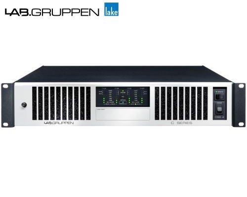 LAB.GRUPPEN(ラブグルッペン) Cシリーズ C68:4 パワーアンプ