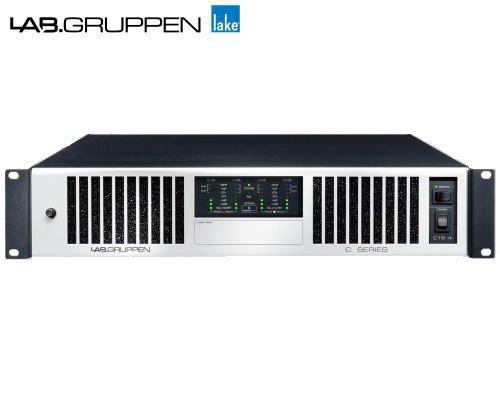 LAB.GRUPPEN(ラブグルッペン) Cシリーズ C16:4 パワーアンプ