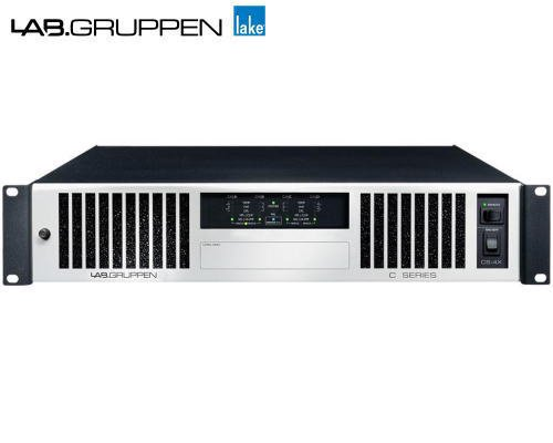 LAB.GRUPPEN(ラブグルッペン) Cシリーズ C5:4X パワーアンプ