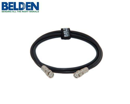 BELDEN BNC-9258-005 (0.5m) BNCケーブル(50Ω 外径6.15mm)