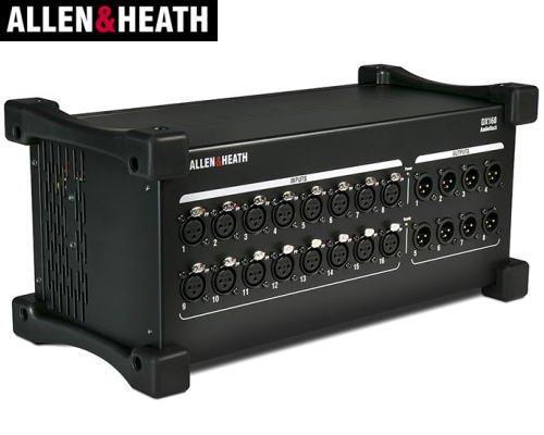 ALLEN&HEATH(A&H)/アレン&ヒース(アレヒ) Audio Rack DX168