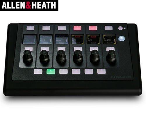 ALLEN&HEATH(A&H)/アレン&ヒース(アレヒ) dLive用リモートコントローラー IP6