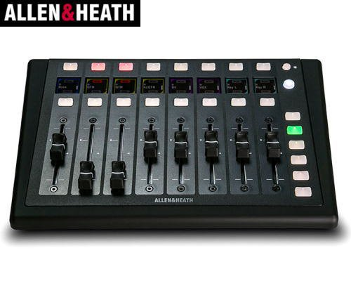 ALLEN&HEATH(A&H)/アレン&ヒース(アレヒ)  dLive用リモートコントローラー IP8