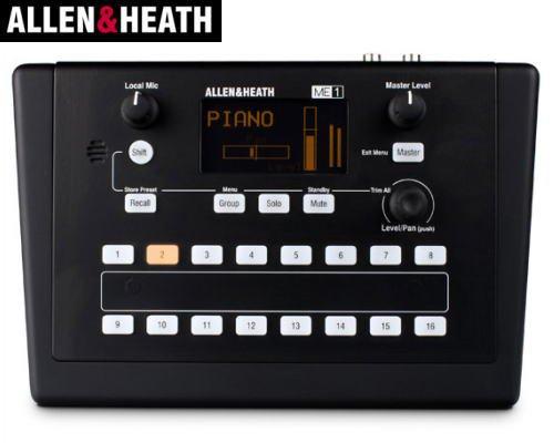 ALLEN&HEATH(A&H)/アレン&ヒース(アレヒ) MEシリーズ パーソナルミキシングシステム ME-1