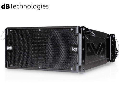 dB Technologies(ディービーテクノロジーズ)DVA K Series 3-wayアクティブラインアレイモジュール DVA K5(パワードモデル)