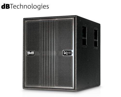 dB Technologies(ディービーテクノロジーズ)DVA K Series アクティブサブウーファー DVA KS10(パワードモデル)