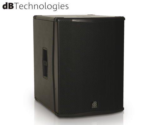 dB Technologies(ディービーテクノロジーズ)アクティブサブウーファー SUB 18H(パワードモデル)