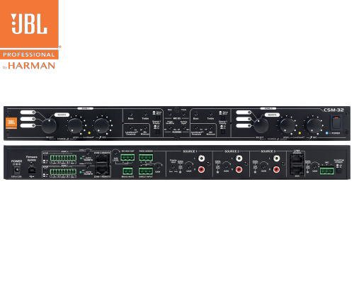 JBL(ジェービーエル) CSM-32 商業施設用ミキサー(1Uサイズ)