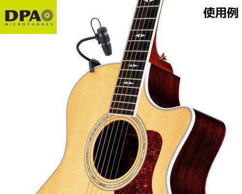 DPA CORE4099楽器用マイクロホン ギターセットモデル 4099-DC-1-199-G