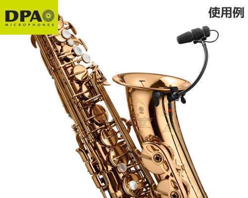DPA CORE4099楽器用マイクロホン サックスセットモデル 4099-DC-1-199-S