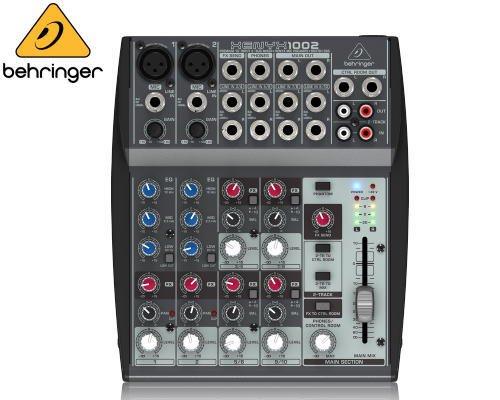 BEHRINGER(ベリンガー)アナログミキサー(10ch) 1002 XENYX