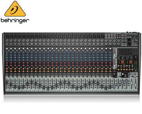 BEHRINGER(ベリンガー)アナログミキサー(32ch) SX3242FX EURODESK