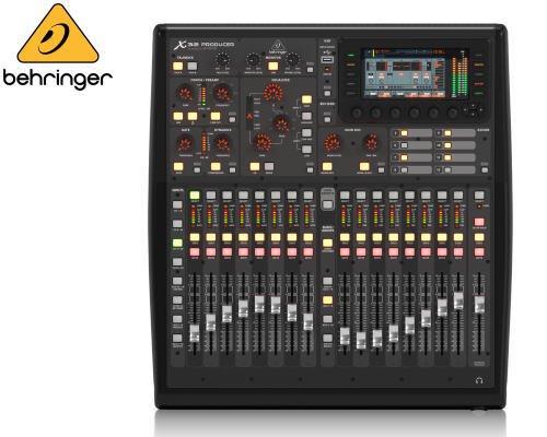 BEHRINGER(ベリンガー)デジタルミキサー X32 PRODUCER