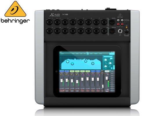 BEHRINGER(ベリンガー)デジタルミキサー X18 X AIR