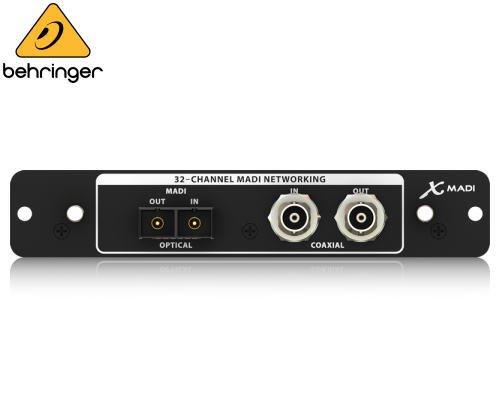 BEHRINGER(ベリンガー)X32用MADI入出力カード X-MADI