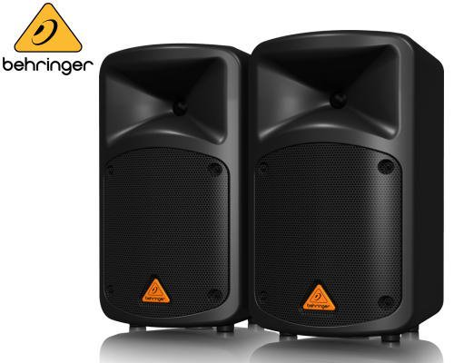 BEHRINGER(ベリンガー)ポータブルPAシステム EPS500MP3 EUROPORT※在庫限り