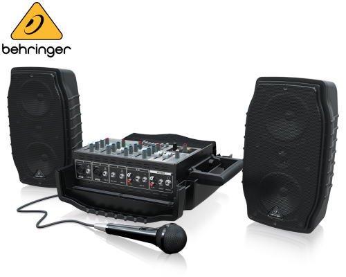 BEHRINGER(ベリンガー)ポータブルPAシステム PPA200 EUROPORT