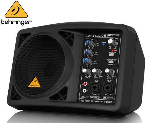 BEHRINGER(ベリンガー)パワードスピーカー B205D EUROLIVE