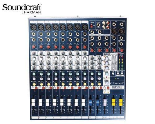 Soundcraft / サウンドクラフト アナログミキサー EFX8