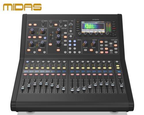 MIDAS(マイダス) デジタルミキサー M32R-LIVE