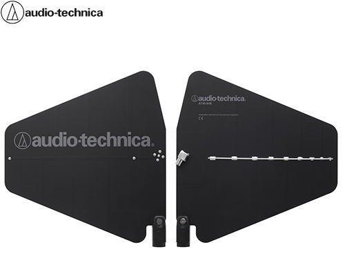 audio-technica 広帯域フラットパネルアンテナ(2本1組) ATW-A49