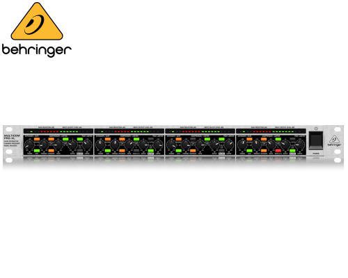 BEHRINGER(ベリンガー)4chコンプレッサー MDX4600 V2 MULTICOM PRO-XL