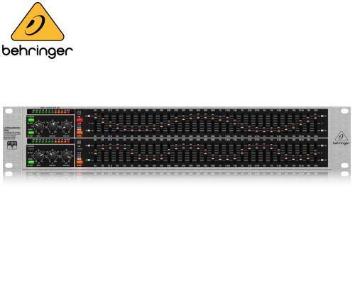 BEHRINGER(ベリンガー)グラフィックイコライザー FBQ3102HD ULTRAGRAPH PRO