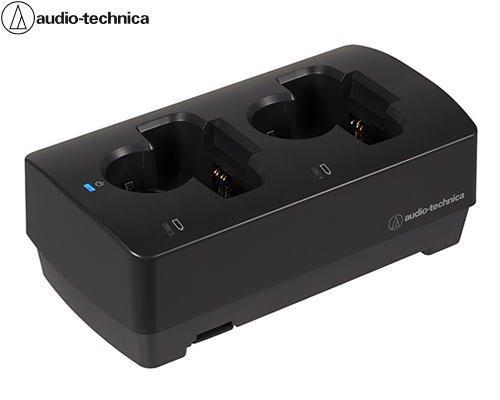 audio-technica ネットワーク付き2ch充電器 ATW-CHG3N/A(ACアダプター付属)