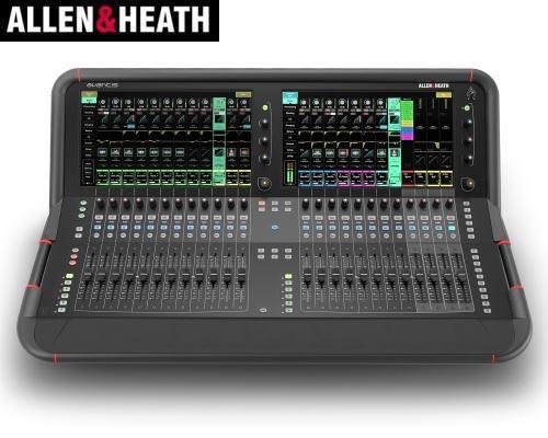 ALLEN&HEATH(A&H)/アレン&ヒース(アレヒ) デジタルミキサー Avantis