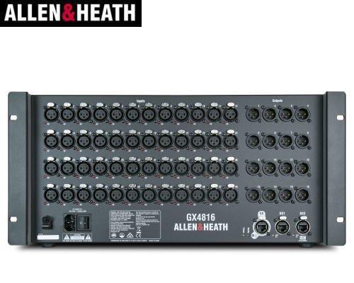 ALLEN&HEATH(A&H)/アレン&ヒース(アレヒ) オーディオエキスパンダー GX4816