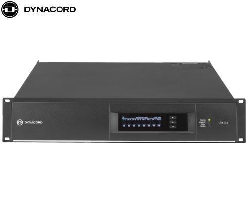DYNACORD(ダイナコード)DSP搭載 8chパワーアンプ IPX10.8