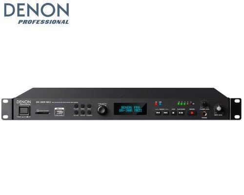 DENON SD/USB対応メディアレコーダー DN-300Rmk2